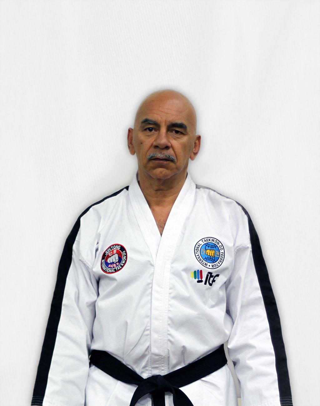 Master George Gabrielides